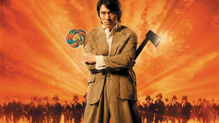 Sinopsis Film Kung Fu Hustle, Copet Kocak Hadapi Dua Geng Berbahaya di Desa, 7 Desember di Trans TV