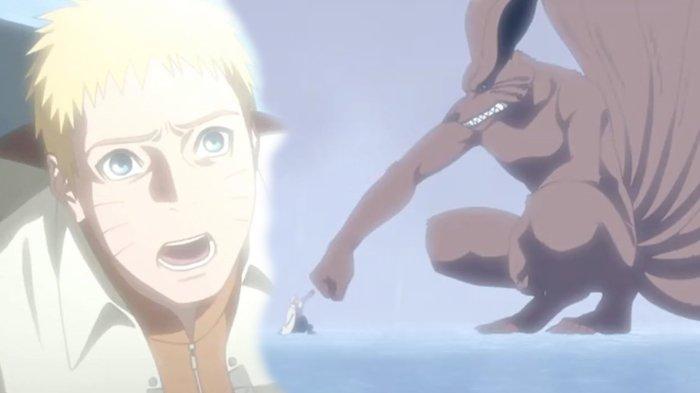 Kurama Trending di Twitter setelah Episode 218 Anime Boruto Tayang, Penggemar Menangis