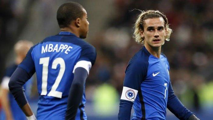 Trisula Maut Perancis di Piala Dunia 2018, Ancaman Serius Bagi Lawan!