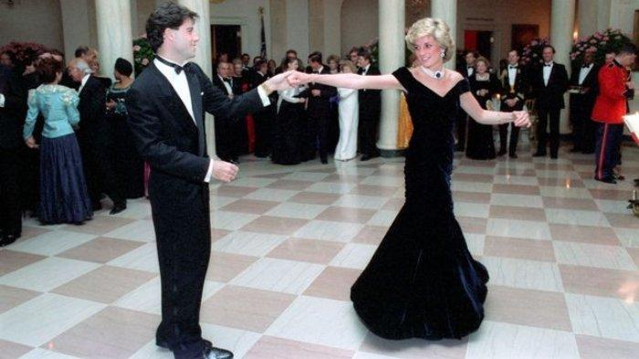 Gaun Mewah Mertua Kate Middleton, Lady Diana akan Dilelang Bulan Desember, Segini Harganya