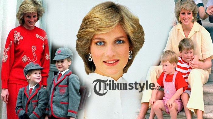 Meninggal 20 Tahun Lalu, Lady Diana Tinggalkan 11 Warisan 'Pemberontakan' ke Anak dan Menantunya