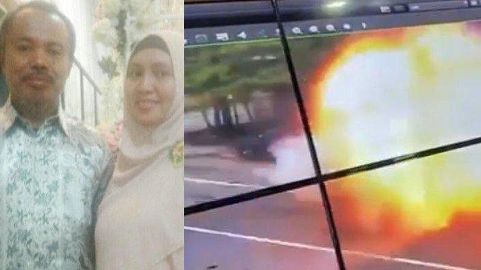KISAH Laele Pulang Terapi Dibonceng Istri, Bom Katedral Makassar Meledak, Motor Oleng: Ngeri Sekali