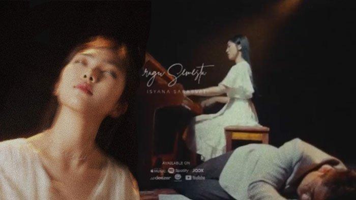 DOWNLOAD Lagu Baru 'Ragu Semesta ' - Isyana Sarasvati: Lengkap dengan Lirik, Chord, dan Music Video