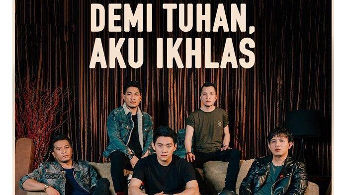 Lagu Ifan Seventeen & Armada 'Demi Tuhan Aku Ikhlas' Ditonton Jutaan dalam Sehari, Lirik Menyentuh!