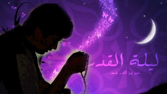 Doa Memohon Ampunan di Malam Lailatul Qadar Jelang 10 Hari Terakhir Ramadhan 1440 H