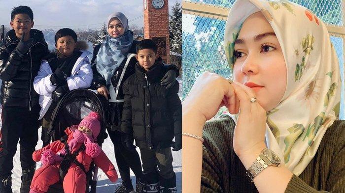 DITINGGAL Wafat Kakak Syahrini, Ini Kabar Lala Nurlela, Hidupi 4 Anak, Makin Cantik & Banjir Endorse