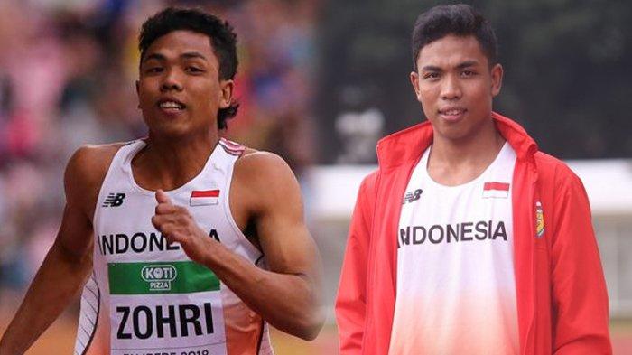Profil Lalu Muhammad Zohri, Sprinter Indonesia yang Masuk Daftar Forbes 30 Under 30 Asia 2021