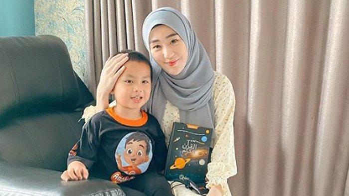 Tolak Tawaran Nikah, Larissa Chou Fokus Pada Kebahagiaan Anak, Lagi Nabung Belikan Rumah untuk Yusuf