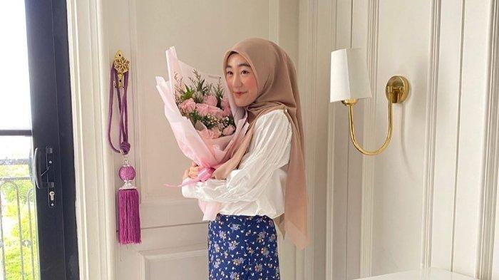 Absen di Sidang Cerai Kedua, Larissa Chou Pilih Rayakan Ultah Anak, Sederhana dengan Balon dan Kue