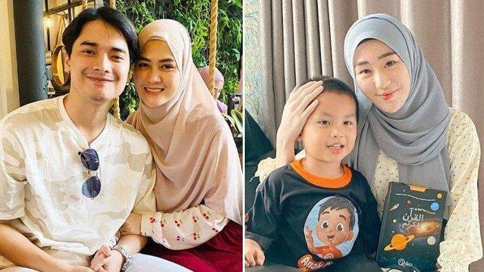 Yusuf Dijemput Alvin Faiz Untuk Tinggal Bersama, Larissa Chou: Baik-baik sama Abi dan Bunda Henny