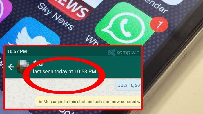 4 Cara Mudah Melihat Last Seen WhatsApp yang Disembunyikan, Simak Langkah-Langkah Berikut