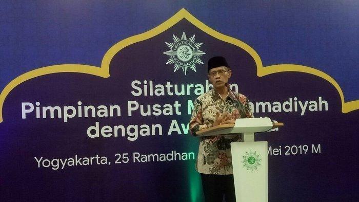 Lebaran 2019 versi Muhammadiyah, 1 Syawal 1440 H Jatuh pada Rabu 5 Juni 2019