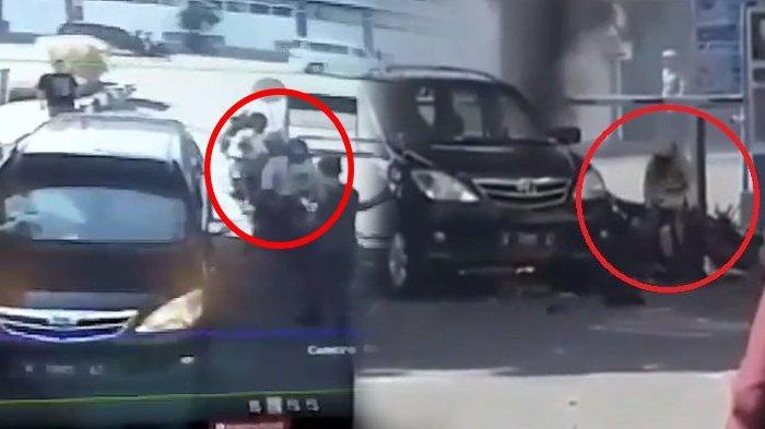 6 Fakta Bom di Polrestabes Surabaya, Anak Pelaku yang Dibawa Berhasil Selamat dari Ledakan