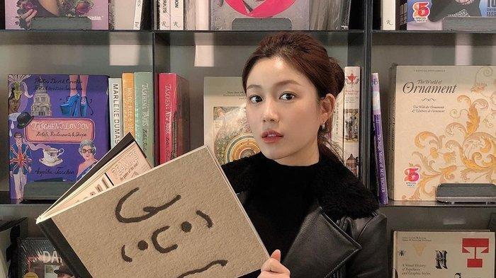 5 Film dan Drama Korea yang Dibintangi Lee Da In, Aktris yang Dikabarkan Pacaran dengan Lee Seung Gi