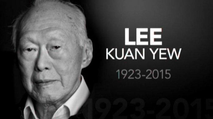 23 Maret dalam Sejarah: Lee Kuan Yew Meninggal, Singapura 7 Hari Berkabung Atas Kepergian Mantan PM