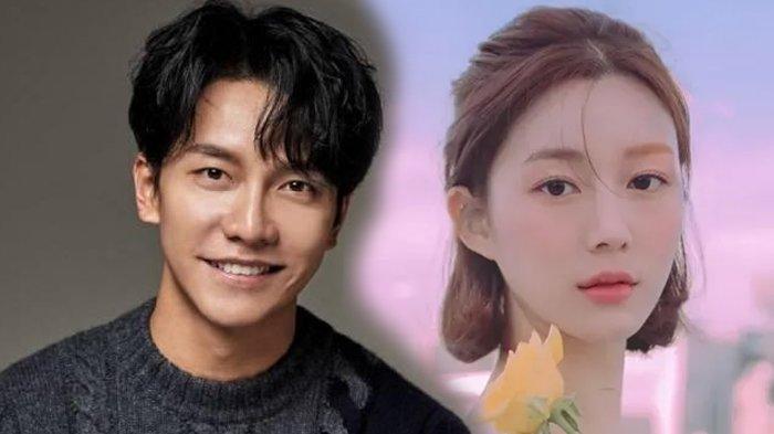 Lee Seung Gi dikabarkan berkencan dengan Lee Da In.
