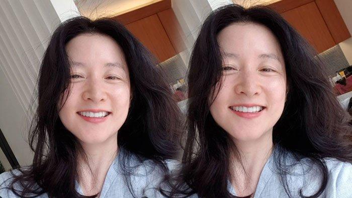 Lee Young-ae pemain Dae Jang Geum