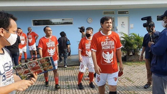Legenda timnas Indonesia, Ricky Yacob meninggal dunia.