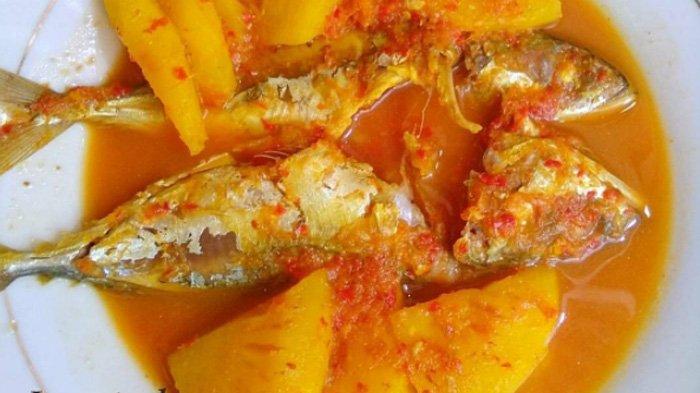 Resep Lempah Kuning - Masakan Ikan Khas Dari Kota Bangka Belitung, Dicoba Yuk!