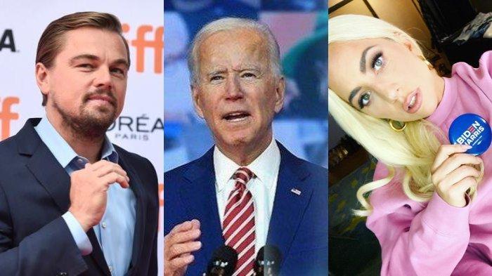 5 Artis Hollywood Dukung Joe Biden Sebagai Presiden AS Dibanding Donald Trump, Termasuk Lady Gaga