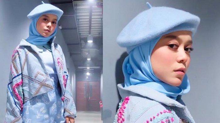 Mantap Berhijab, Fashion Lesty Kejora dengan Busana Muslim Bisa Jadi Style Para Remaja
