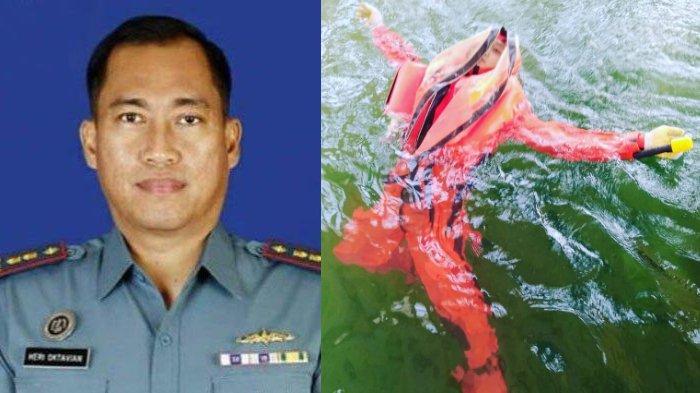Inikah Firasat? Tragedi KRI Nanggala? Letkol Heri Posting Mengapung di Air, Terharu Baca Isi Caption