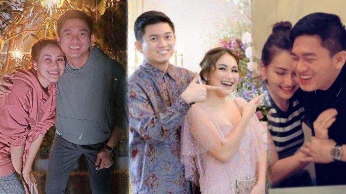 Lika-liku perjalanan cinta Ayu Ting Ting dan Adit Jayusman