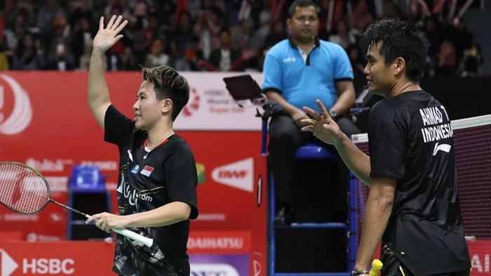 Link Live streaming Final Badminton Indonesia Masters 2019 di Kompas TV Pukul 13:00 WIB