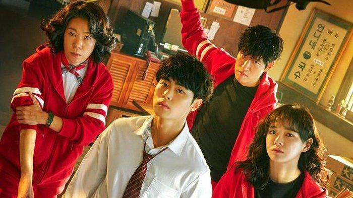 Nonton Streaming The Uncanny Counter Episode 1-16, Drama Korea Seru Bergenre Fantasi Misteri