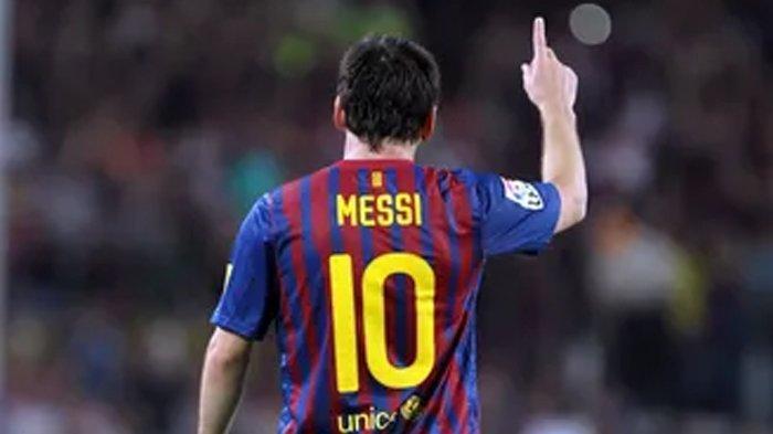 Sederet Prestasi Lionel Messi Bersama Barcelona, Resmi Hengkang Setelah Perkuat Tim Selama 17 Tahun