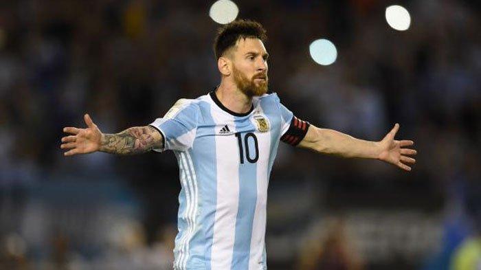 Hasil Kualifikasi Piala Dunia 2018 Zona Conmebol - Argentina Berjaya, Cile Merana!