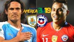 Live Streaming Chile vs Uruguay Copa America 2019 - Prediksi dan Live Skor H2H