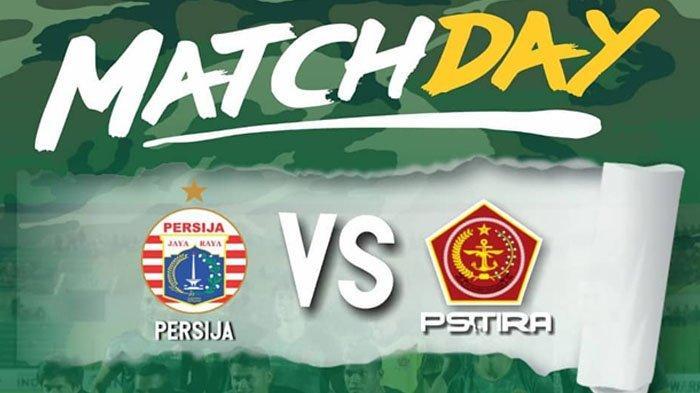 Live Streaming Persija Jakarta vs PS Tira di Indosiar - Ini Prediksi Susunan Pemain, KO 15.30 WIB