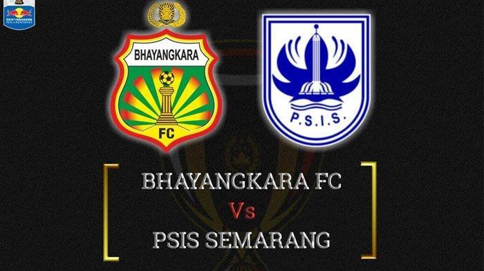 SEDANG BERLANGSUNG - Live Streaming Usee TV PSIS vs Bhayangkara FC, Siaran Langsung Piala Indonesia!