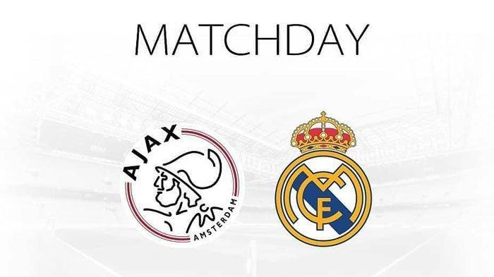 Link Live Streaming RCTI Ajax vs Real Madrid Malam Ini 02.30 WIB Babak 16 Besar Liga Champions!