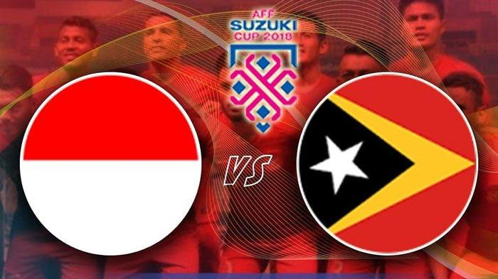 Link Live Streaming RCTI Laga Timnas Indonesia vs Timor Leste Grup B Piala AFF 2018 Malam ini !