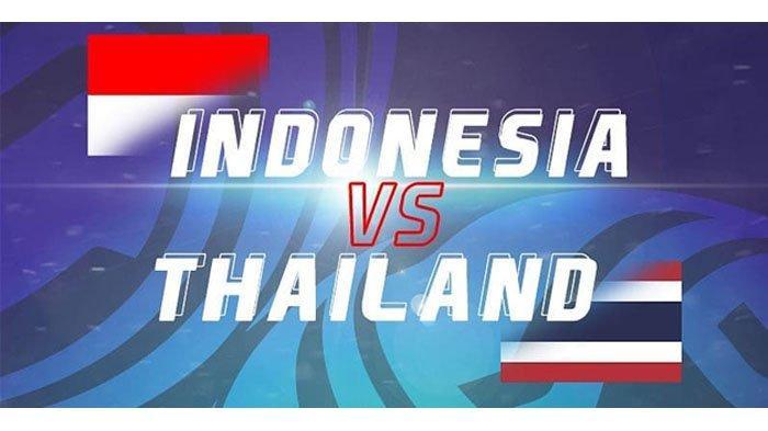 Hasil Akhir Timnas Indonesia vs Thailand Piala Asia U-23 2020 Garuda Muda Takluk 4 Gol Tanpa Balas