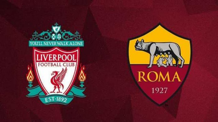 Live Streaming SCTV Liverpool Vs AS Roma 01.45 WIB - Semifinal Liga Champions