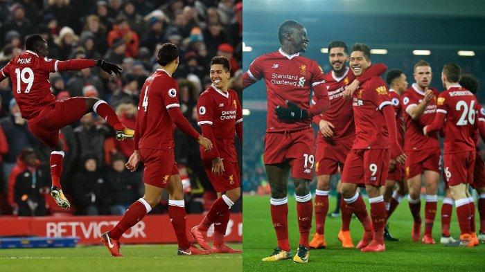 Hasil Liga Inggris Liverpool Vs Newcastle The Reds Kembali Rebut Posisi Manchester United Halaman 2 Tribunstyle Com