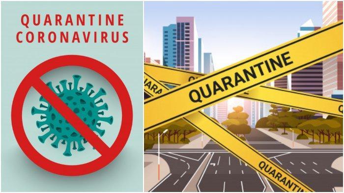 Daftar Daerah di Indonesia yang Menerapkan Lockdown untuk Memutus Penyebaran Virus Corona