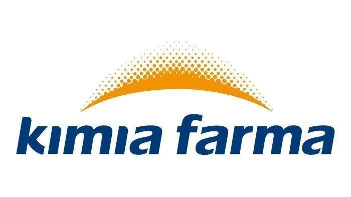 Logo perusahaan industri farmasi, Kimia Farma.