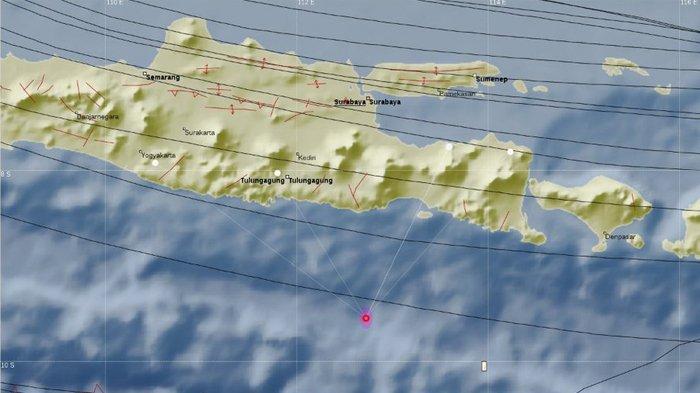 Update Gempa Hari ini, Malang Dilanda Gempa 3,5 SR Pukul 11.02 WIB