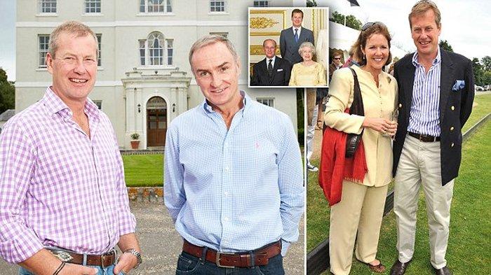 Mengenal Sosok Lord Ivar Mountbatten, Sepupu Ratu Elizabeth II yang Akan Menikahi Pasangan Gay-nya!