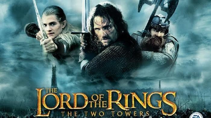 Sinopsis Lord Of The Rings: Two Towers - Aliansi Penyihir Putih dan Dark  Lord Sauron, di GlobalTV - TribunStyle.com