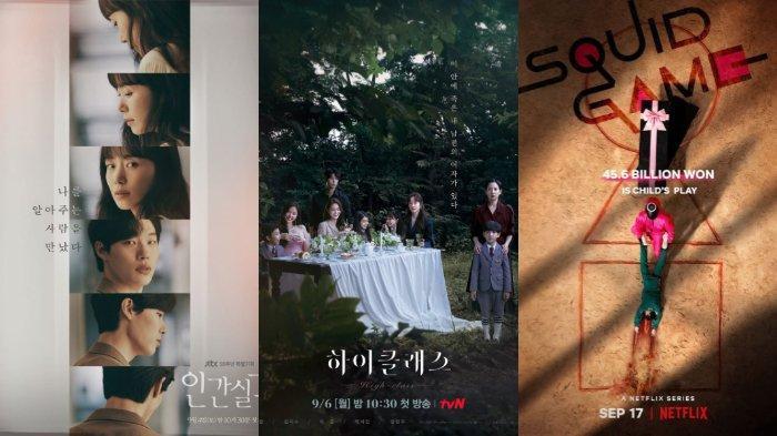 Wajib Tahu! 9 Drama Korea Seru yang Tayang September 2021, Ada Lost, High Class hingga Squid Game