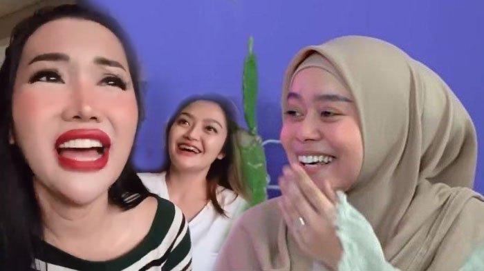 Siti Badriah Disebut Penyanyi Suara Terjelek, Lucinta Luna Sentil Lesti Kejora: Punya Kaca Nggak?
