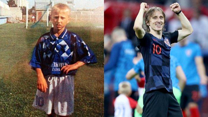 Mengenal Luka Modrić, dari Pengungsi di Perang Kemerdekaan Kroasia sampai Finalis Piala Dunia 2018