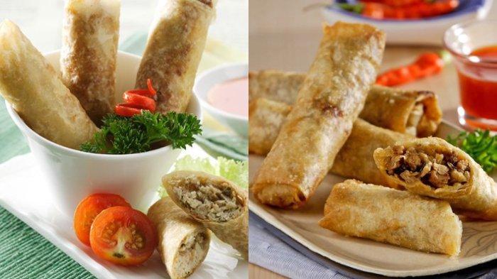 Ramadhan 2021 - 5 Resep Lumpia untuk Menu Takjil Buka Puasa: Jamur, Udang, Ayam, Rebung, Daging