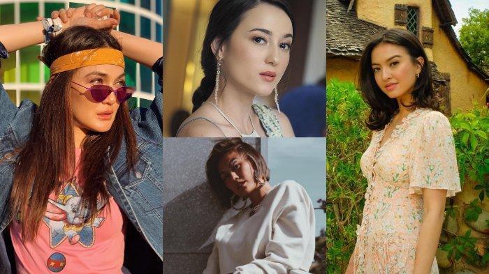Luna Maya, Agnez Mo, Raline Shah, Julie Estelle, Daftar Lengkap Betah Melajang di Usia Sangat Matang