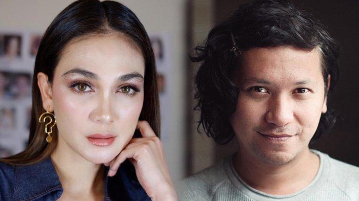Ekspresi Tak Biasa Gading Marten Saat Luna Maya Sebut 'Gak Suka Pacar & Suami Orang'
